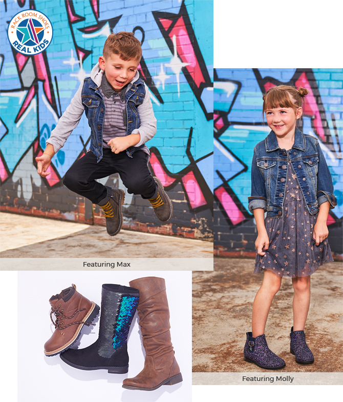 Kids' Fall Boots