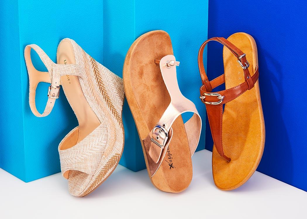 bogo free womens sandals