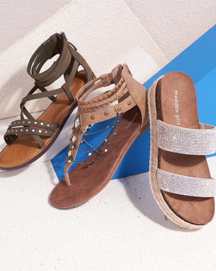 assorted womens-sandals