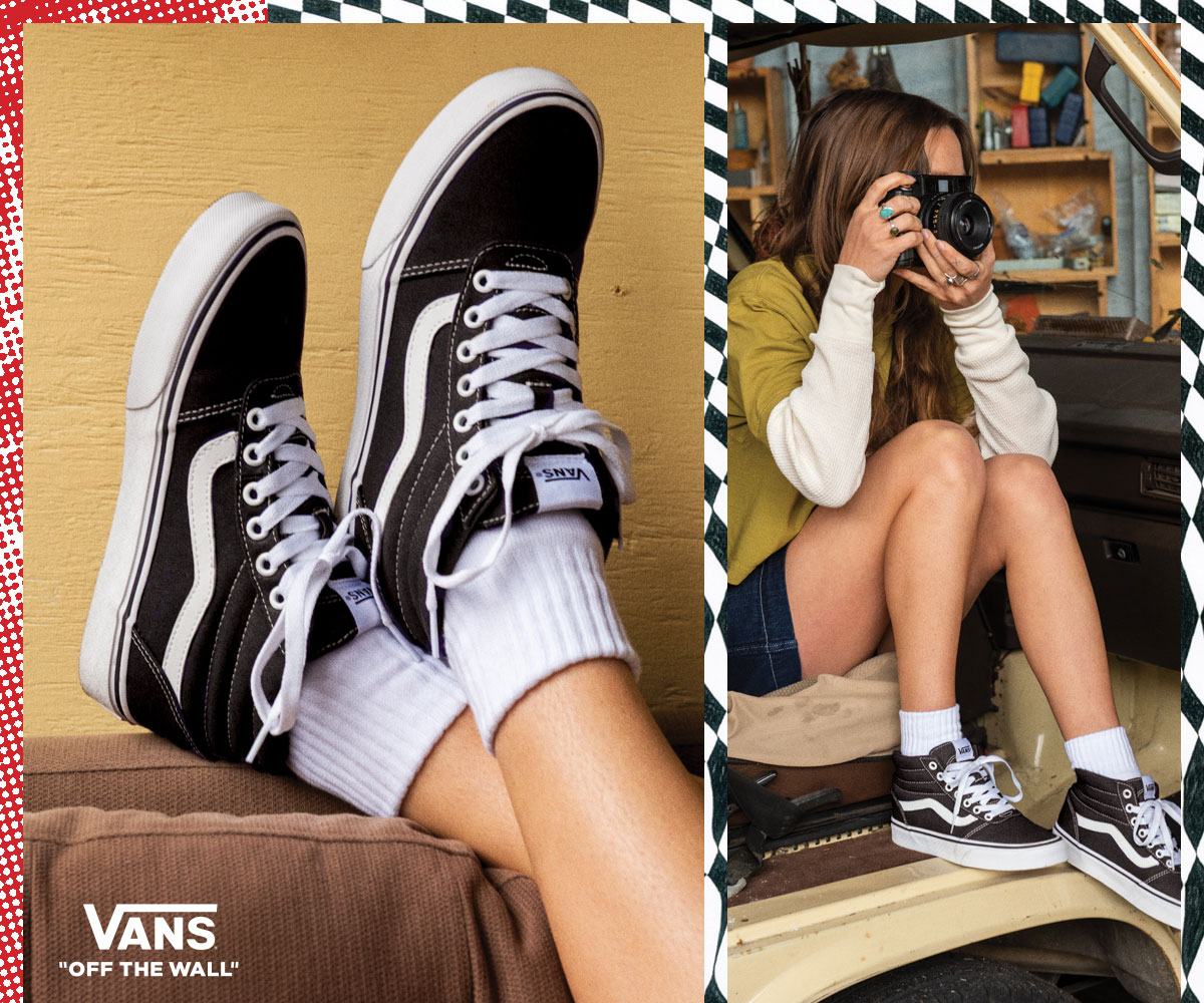 women's ward hi vans