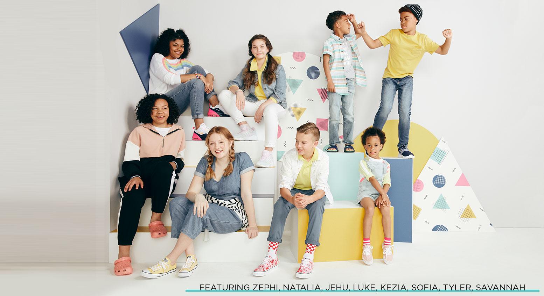 Kids Club group photo