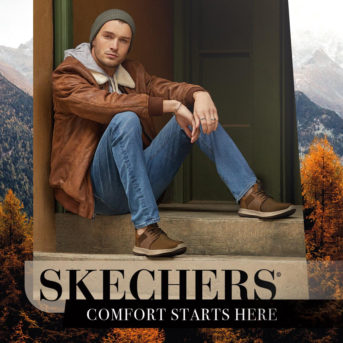 SKECHERS FOR MEN