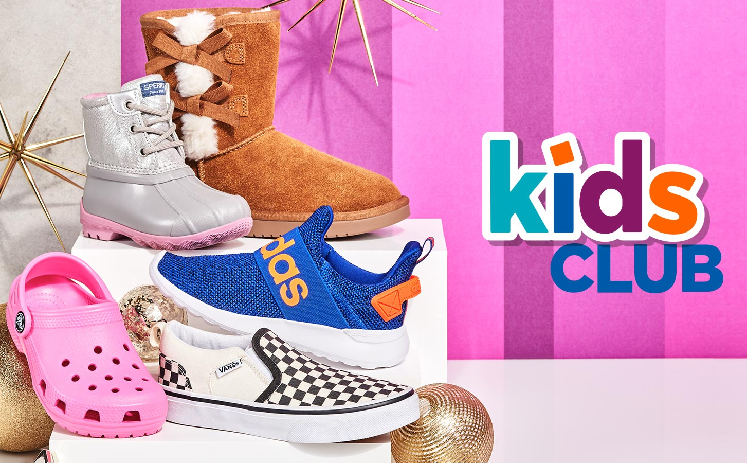 assorted cute kids shoes