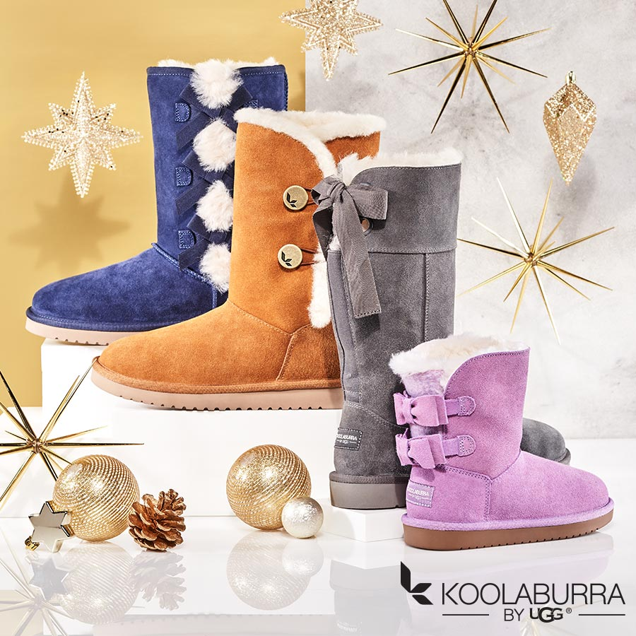 assorted furry koolaburra by ugg boots