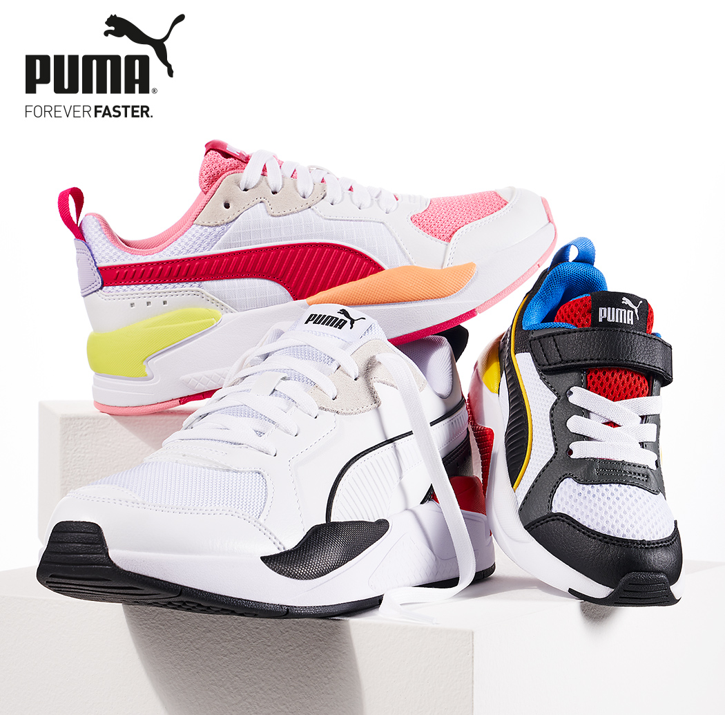 puma sneakers for the whole family