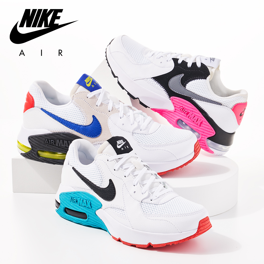 assorted nike airmax sneakers