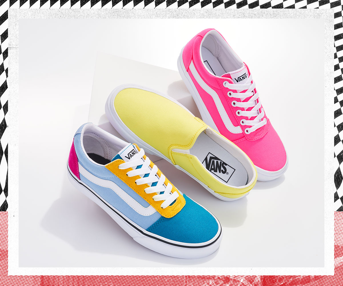 Old Skool \u0026 Skate Shoes | Rack Room Shoes