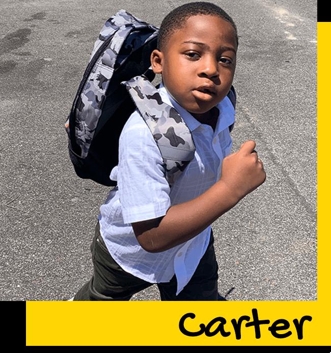 Real Kids: Carter