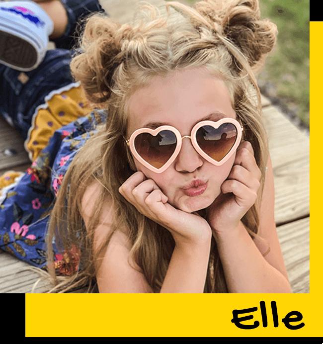 Real Kids: Elle