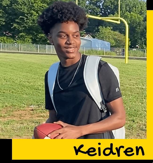 Real Kids: Keidren