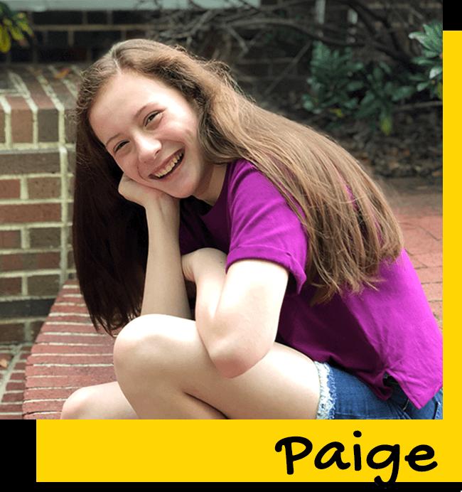 Real Kids: Paige