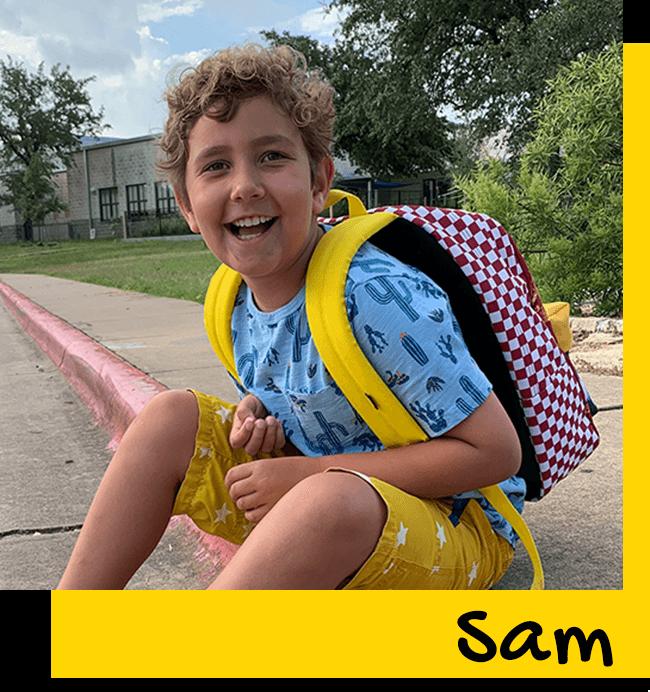 Real Kids: Sam