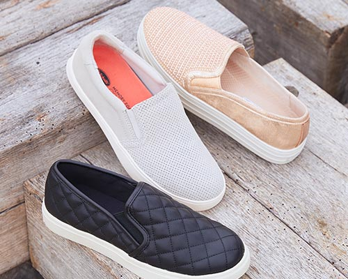 Chic Sneaks For Her
